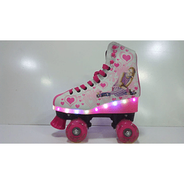 Patines Soy Luna con Luces