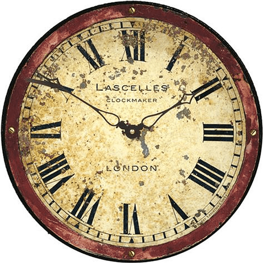 Reloj De Pared Pub de Londres