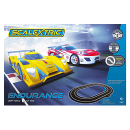 Pista Endurance Set Lmp Yellow Vs Gt Red 1/32