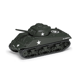 Tanque MiM - Sherman M4 A3 - US Army - Luxembourg 1944