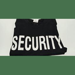 Camiseta Rothco T shirt Security