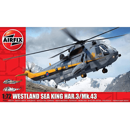 Helicóptero Westland Sea King Mk.43 1/72