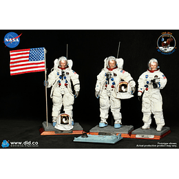 Amstrong,Aldrin Y Collins 1/6 Apollo 11