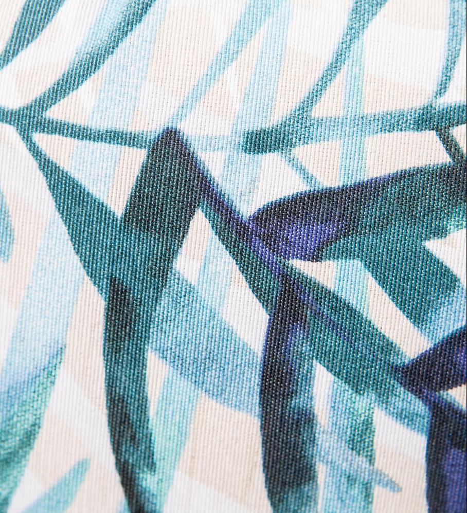 Ramos azules - para terraza