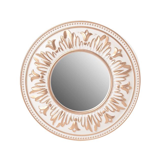 Espejo Sol Blanco