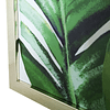 Cuadro Tela 40 x 60 Botánico Verde