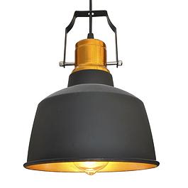 Lámpara de Techo New Gold In Black