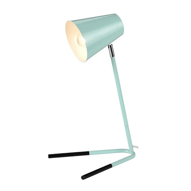 Lámpara de Sobremesa Pastel Verde Menta
