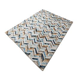 Alfombra Soft Lines - Beige - 060 x 110