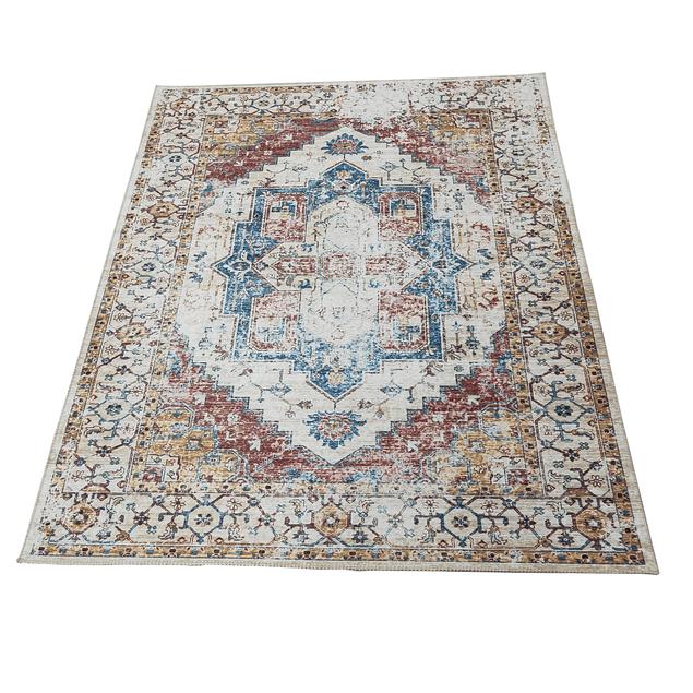 Alfombra Vintage Morocco - Terracota - 150 x 200