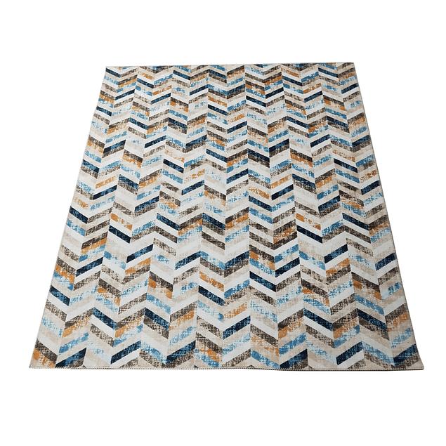 Alfombra Soft Lines - Beige - 160 x 230