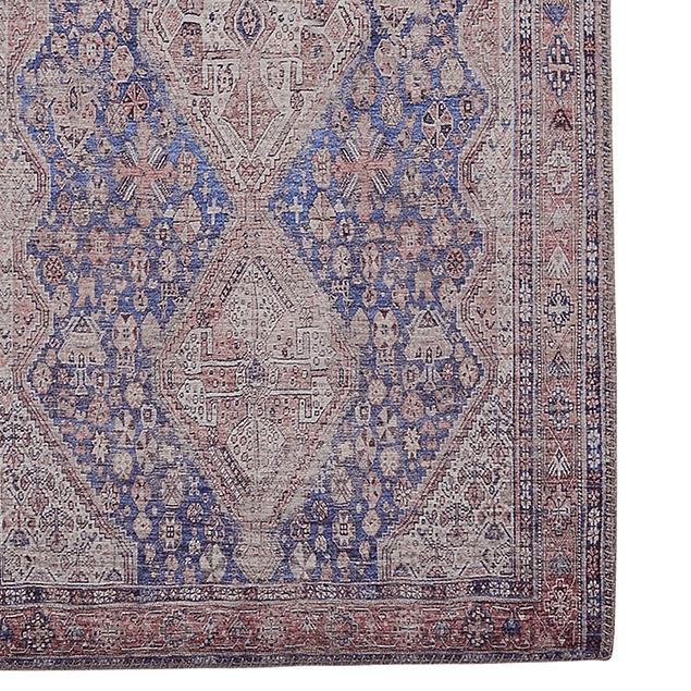 Alfombra Vintage Persian - Rosa Pálido - 200 x 300