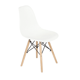 Silla Eames Child ( NIÑO) - Blanca
