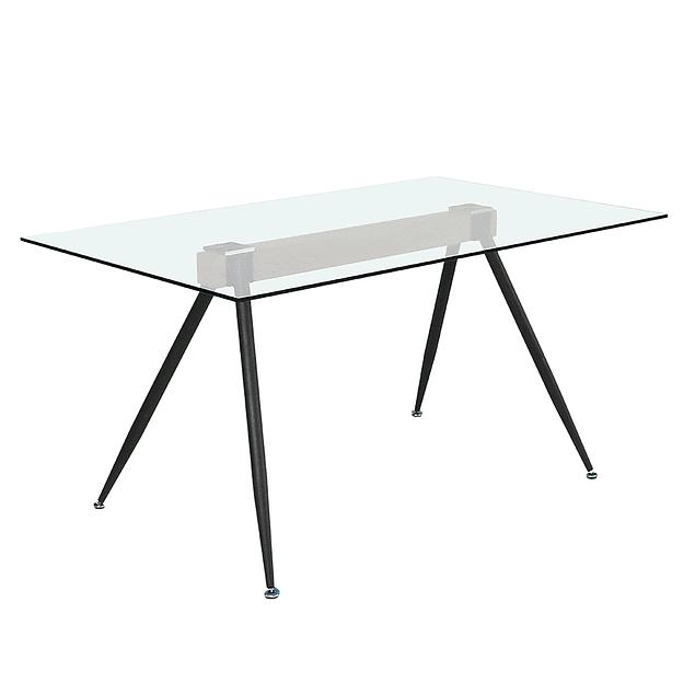 Mesa de comedor New Steel