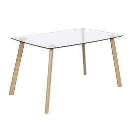 Mesa de comedor Nordica Cristal