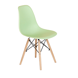Eames Child ( silla de Niño) - Verde Menta