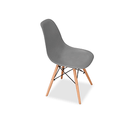 Eames Child ( silla de Niño) - Gris