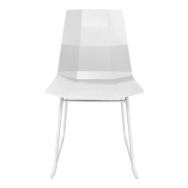 Silla Prisma- Blanco