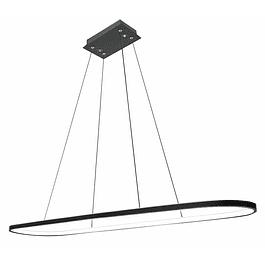 Lámpara Led de Techo Track Negro