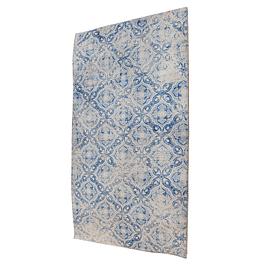 Alfombra Soft - 060x110 - Tribal Ligth Blue