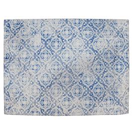Alfombra Soft - 160x230 - Tribal Ligth Blue