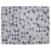 Alfombra Likeleather 160x230 HR Light Blue
