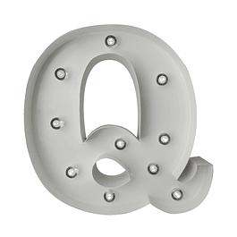 Letra Metalica Led Q