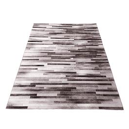 Alfombra Likeleather Stripes Beige 150x200