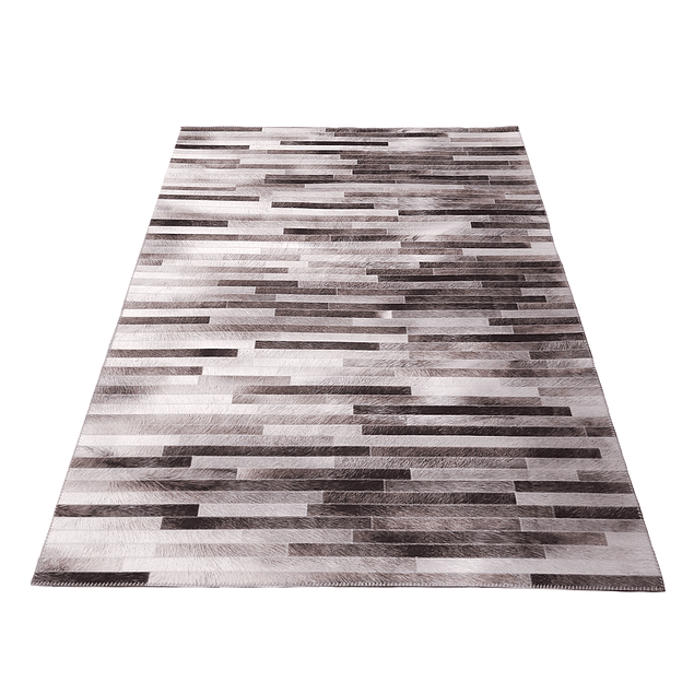 Alfombra Likeleather Stripes Beige 150x200