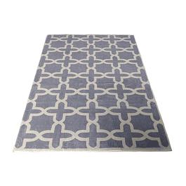 Alfombra Soft Pattern Gris 150x200