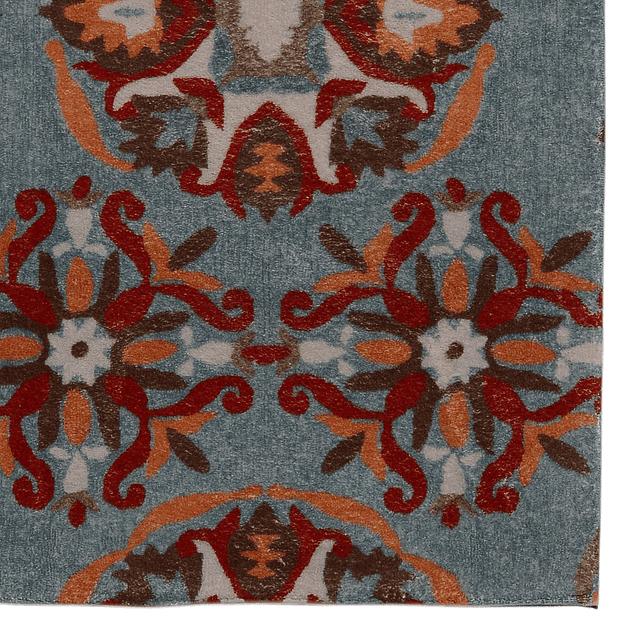 Alfombra Soft Flower Multicolor 150x200