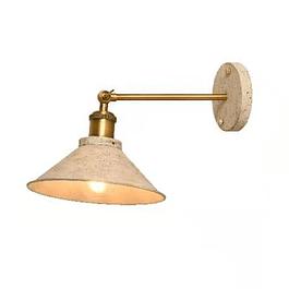 Lámpara de Pared Hat Vintage Blanca