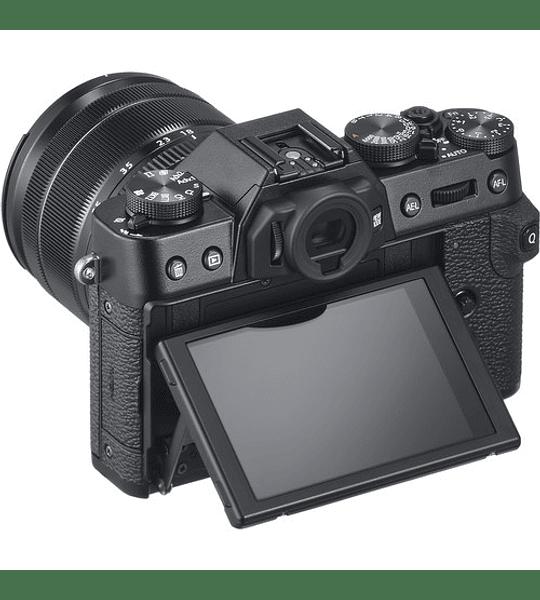 Fujifilm X-T30 + XC15-45mm f3.5-5.6 OIS PZ