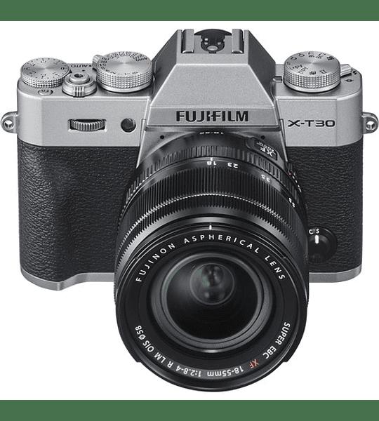 Fujifilm X-T30 + XF 18-55mm f2.8-4 R LM OIS