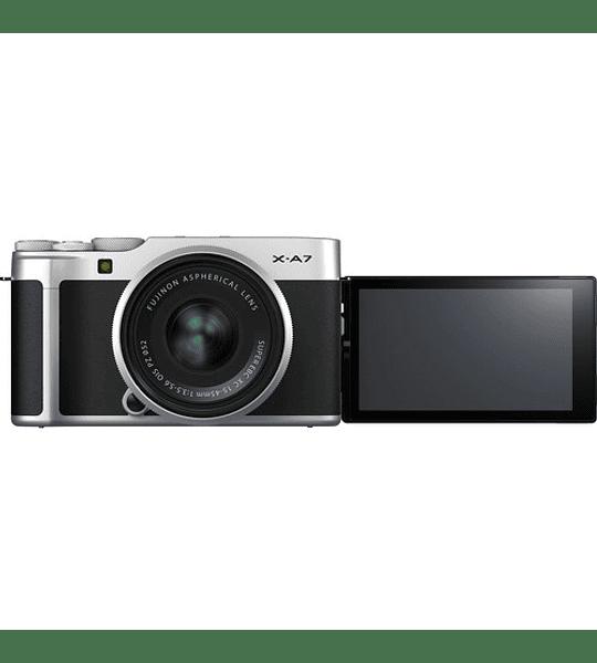 Fujifilm X-A7 + XC15-45 f3.5-5.6 OIS PZ