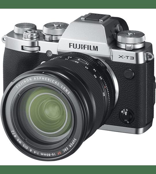 Fujifilm X-T3 + XF 16-80mm f4 R OIS WR
