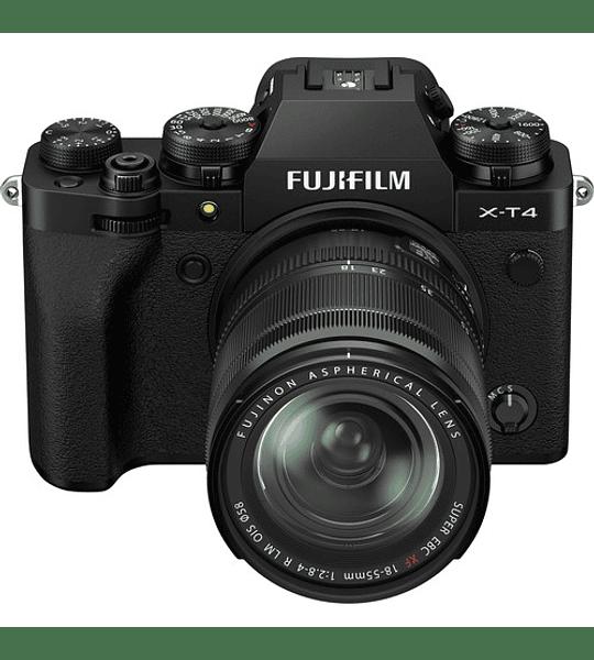 Fujifilm X-T4 + XF 18-55mm f2.8-4 R LM OIS