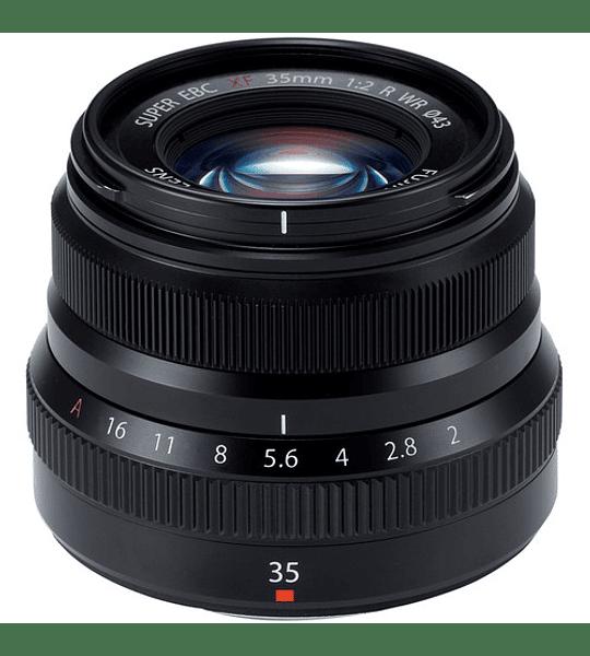 Fujifilm XF 35mm f2.0 R WR