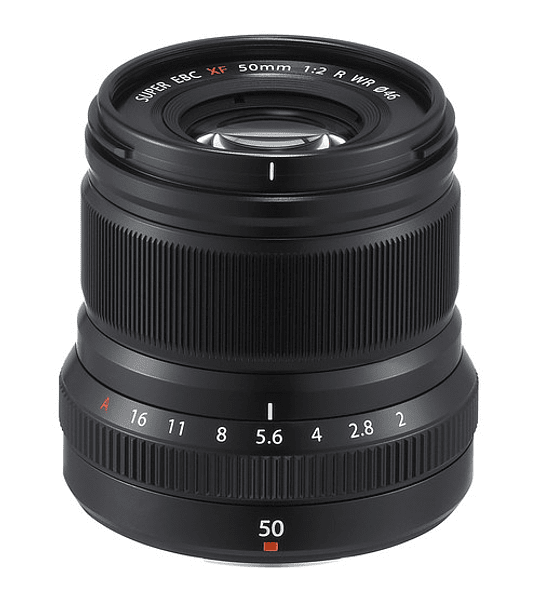 Fujifilm XF 50mm f2.0 R WR