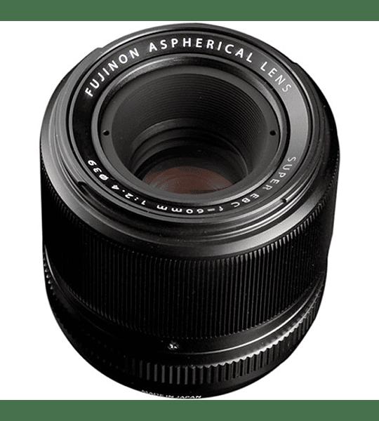 Fujifilm XF 60mm. F2.4 R MACRO