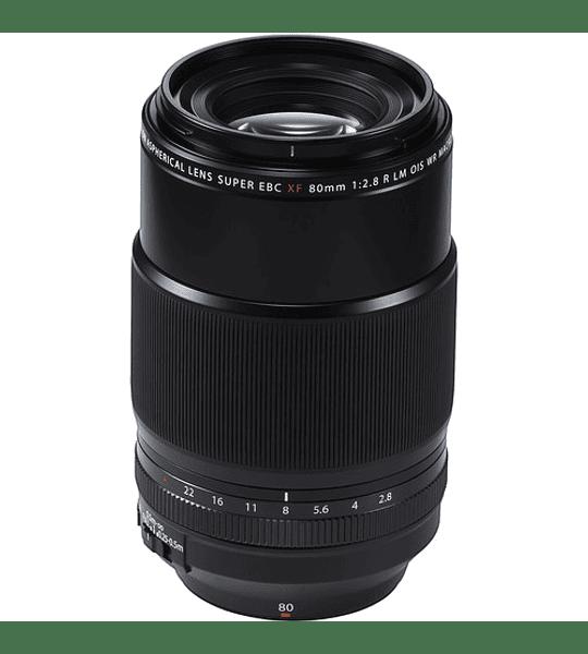 Fujifilm XF 80mm. F2.8R MACRO