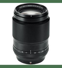 Fujifilm XF 90mm. f/2 R LM WR