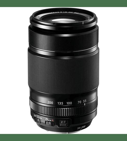 Fujifilm XF 55-200mm. F3.5-4.8 R LM OIS
