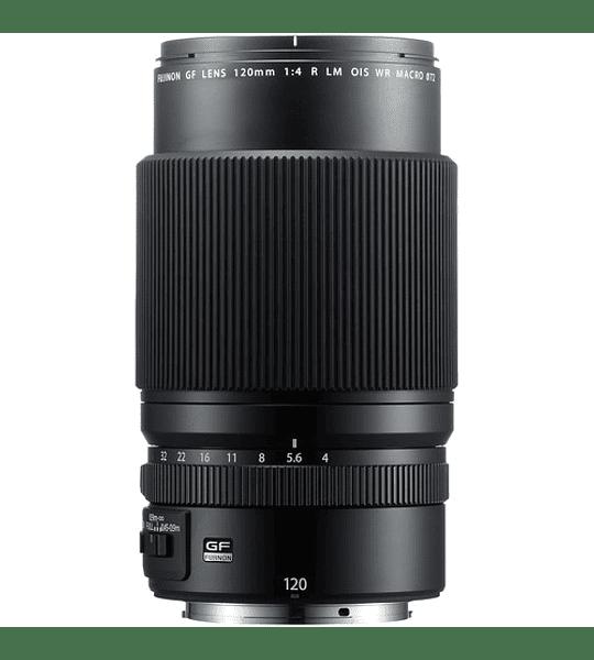 Fujifilm GF 120 mm f / 4 Macro R LM OIS WR
