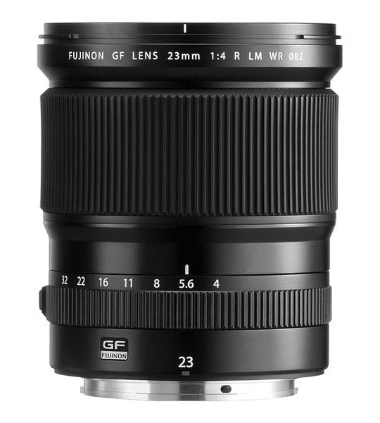 Fujifilm GF23mm F4 R LM OIS WR