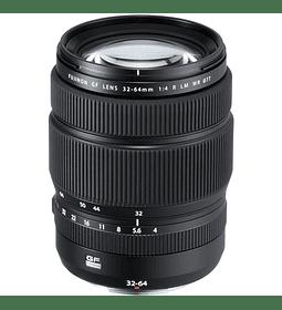Fujifilm GF32-64mm F4 R LM WR