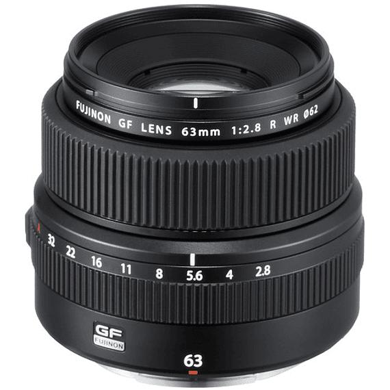 Fujifilm GF63mm F2.8 R WR