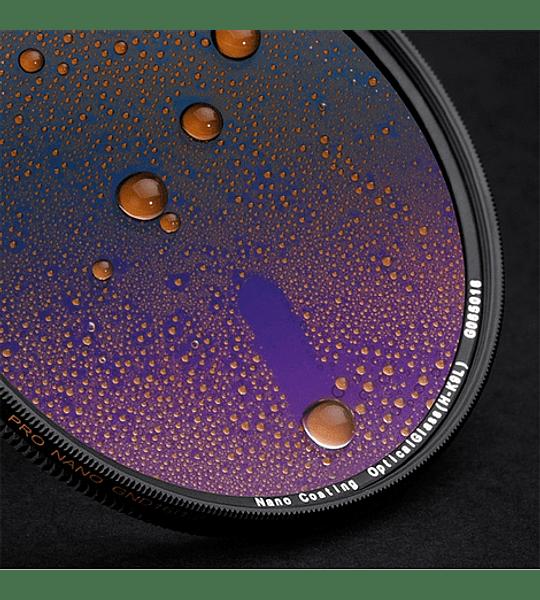 Filtro NiSi PRO Nano IR GND16 (4 pasos) (Varios tamaños)