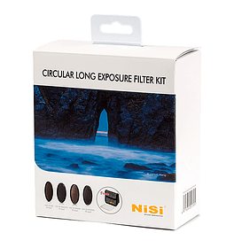 Filtro NiSi Circular Long Exposure Filter Kit (Varios tamaños)