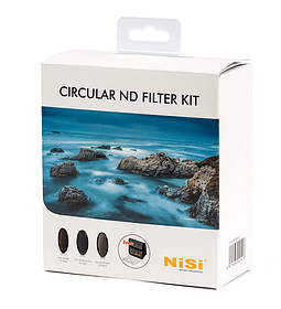 Filtro NiSi Circular ND Filter Kit (Varios tamaños)
